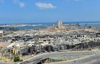 Beyrut Limanı'yla birlikte Lübnan'daki...