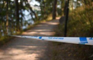 Bredäng'deki Mälaren Gölü'nde bir ceset...
