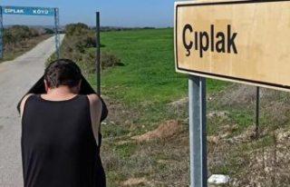 'Çıplak' köyünün 'çıplaklar...