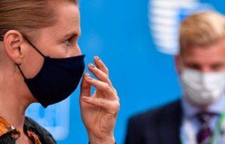 Danimarka maske takmayı zorunlu kılacak