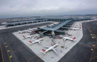 İstanbul Havalimanı dünyada sağlık akreditasyonu...