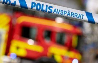 İsveç'te bir tren kundaklandı: Yolcular tahliye...