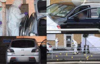 Lidingö suikastında kullanılan araç bulundu: Olay...