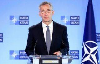 NATO Genel Sekreteri: Doğu Akdeniz'deki kriz...