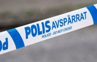 Norrtälje'de bir kişi ölü bulundu