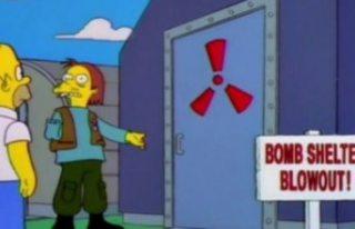 The Simpsons Beyrut patlamasını önceden tahmin...