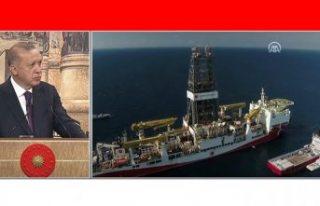 Türkiye Karadeniz'de tarihinin en büyük doğalgaz...
