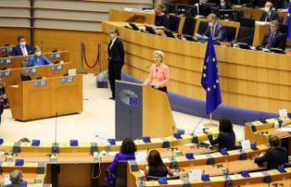 AB Komisyonu Başkanı Von der Leyen: Doğu Akdeniz'de...