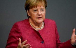 Almanya Başbakanı Merkel'den Türkiye mesajı