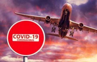 Avrupa'da bazı havayollarından yolculara dakikalar...