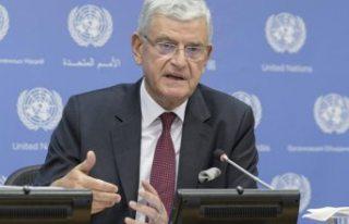 BM Genel Kurulu Başkanı Volkan Bozkır görevine...