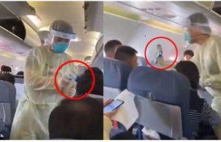 Covid-19'un uçakta bulaşma hızı ne?