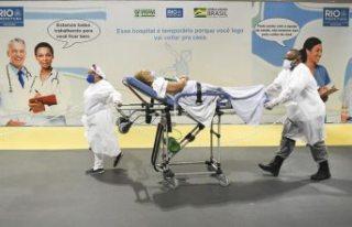 Dünya genelinde iyileşen Covid-19 hasta sayısı...