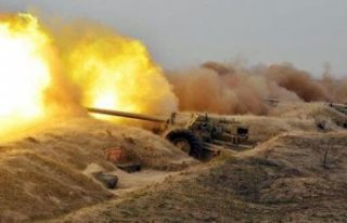 Ermenistan'ın Azerbaycan'a yönelik saldırısına...