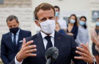 Fransa Senatosunda ara seçimler: Macron'a yeni...