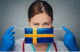 İsveç'te maske takılmadığı halde neden...