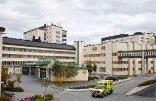 İsveç'teki çocuk hastanesinde akıllara durgunluk...