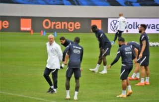 İsveç maçı öncesi Fransa kalecisi Mandanda koronavirüse...
