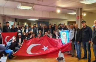 İsveç'te yaşayan Lübnanlıların Türkiye...