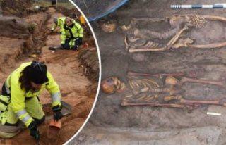 İsveçli arkeologlar, şu ana kadarki en eski mezarlığı...