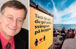 """İsviçreli profesör: """"Bugün herkes İsveç..."""