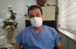 Koronavirüsü yenen doktor: Milyonlarca dikenin üzerinde...