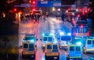 Malmö'de Kur'an-ı Kerim'in yakılması...
