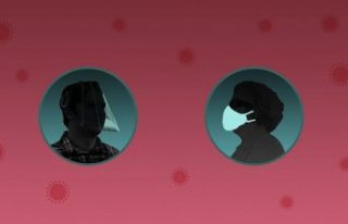 Maske mi yüz siperi mi? Koronavirüse karşı hangisi...