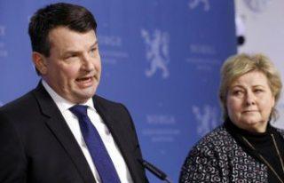 Norveç eski adalet bakanının eşi 'sahte tehditler'den...