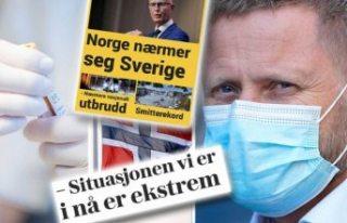 Norveç FHI: Düşündüğümüzden çok daha fazla...