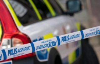 Polis karakolunda bomba alarmı