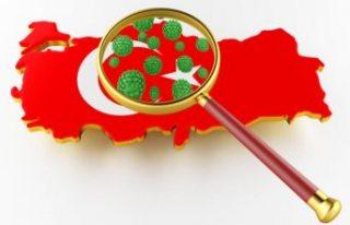 Türkiye'de salgın yeniden artışa geçti