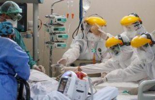 Türkiye'deki hastanelerde yatak ve yoğun bakımın...
