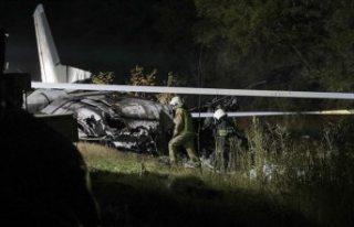 Ukrayna'daki uçak kazasında ölü sayısı...