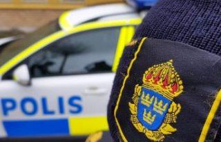 Växjö'de bir genç ağır yaralı bulundu
