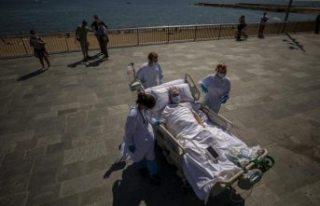 Yoğun bakımdaki Covid-19 hastalarına 'güneş...