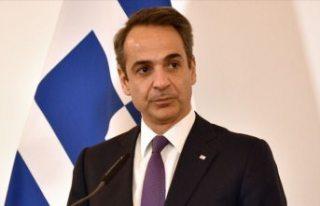 Yunanistan Başbakanı Miçotakis: Gerginlik giderilirse...
