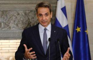 Yunanistan Başbakanı Miçotakis: Türkiye ile görüşmelere...