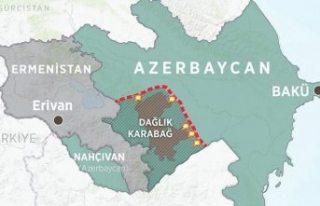 Dağlık Karabağ'da çatışmalar altıncı...