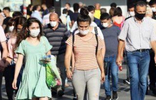 DSÖ: Türkiye toplumsal 'pandemi yorgunluğu'...