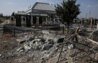 Ermenistan'ın sivilleri hedef alan saldırılarında:...