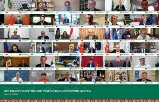 G-20 ülkeleri Covid-19'dan en çok etkilenen...
