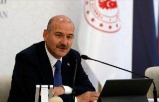 İçişleri Bakanı Soylu ve ailesinin Covid-19 testi...