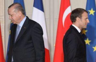 İpler gerildi: Fransa, Türkiye'deki büyükelçisini...