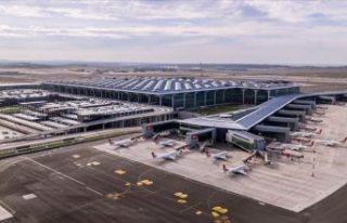 İstanbul Havalimanı 'sıfır atık' belgesini...