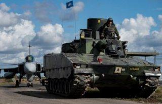 İsveç 'Rus tehdidi' nedeniyle savunma...