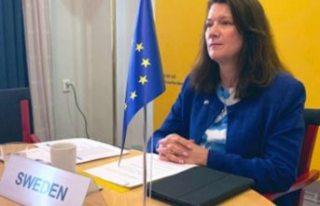 İsveç Dışişleri Bakanı Ann Linde Türkiye'yi...