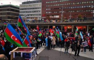 İsveç'te, Ermenistan'ın Azerbaycan topraklarına...