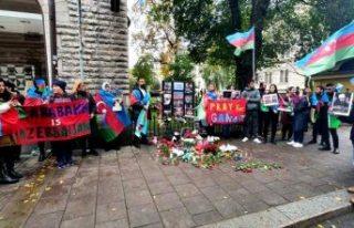 İsveç'te, Ermenistan'ın saldırılarında...