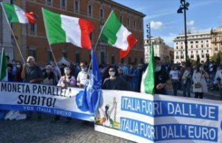 İtalya ve Malta'da günlük vaka sayıları...